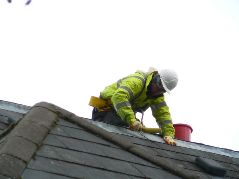 Roofing Repair Example